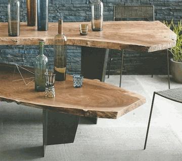 Suar Wood Coffee Table / Herman Furniture Singapore
