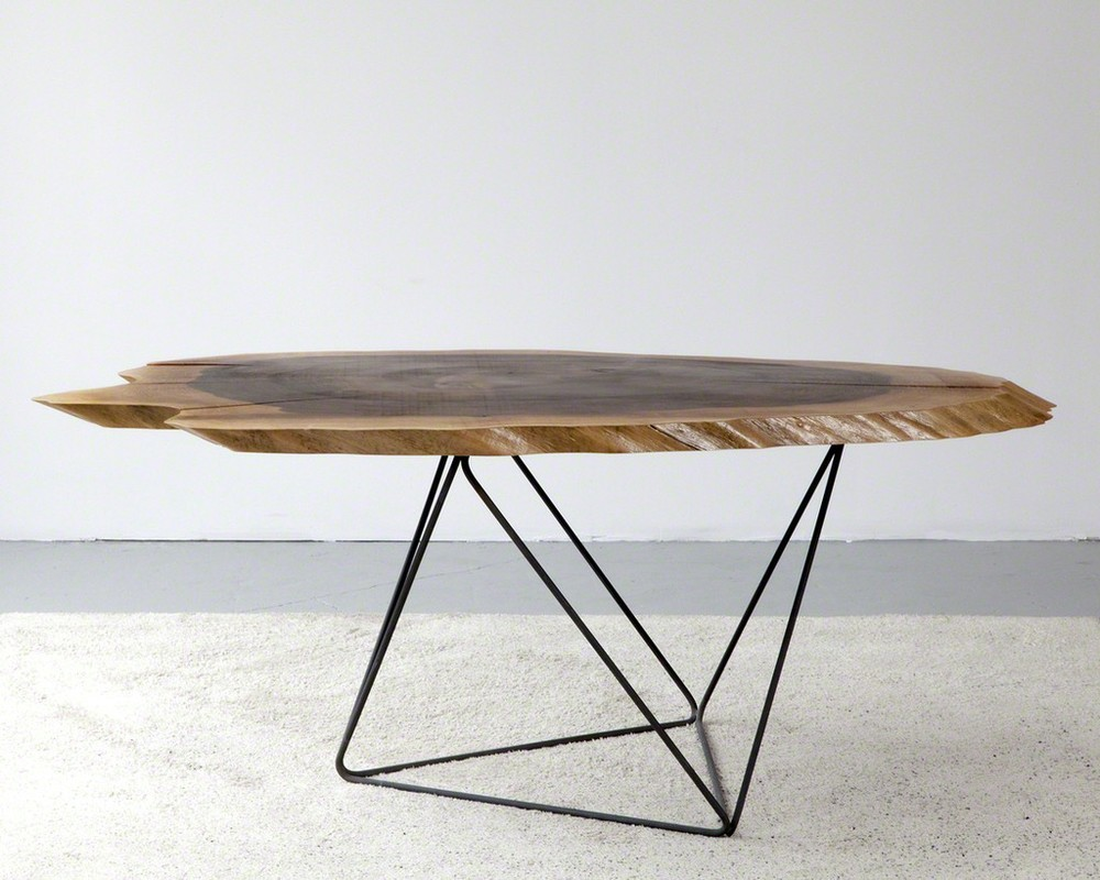 Solid Wood Coffee Table / Herman Furniture Singapore