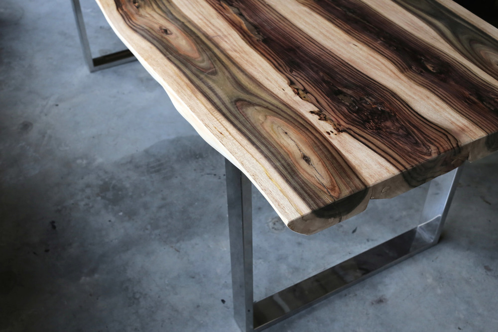 Rosewood Slab / Herman Furniture Singapore