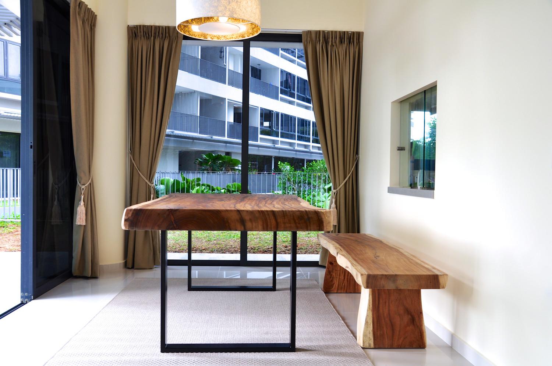 Suar Wood Table Top x Herman Furniture Singapore. The Herman Signature Series   Herman Furniture   Singapore Solid