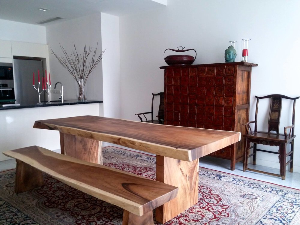 Natural Wood Slab Table // Herman Furniture Singapore.jpg