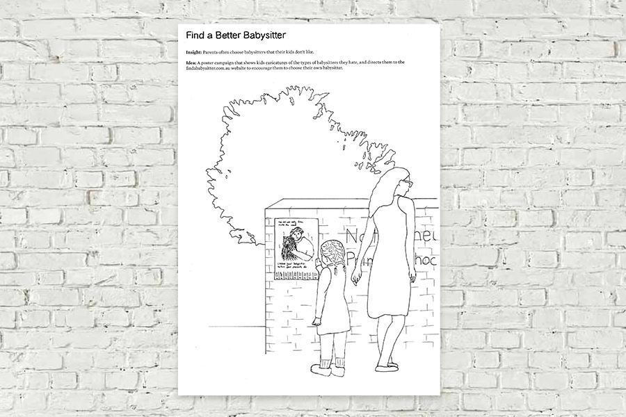Brief 08 - Poster Campaign
