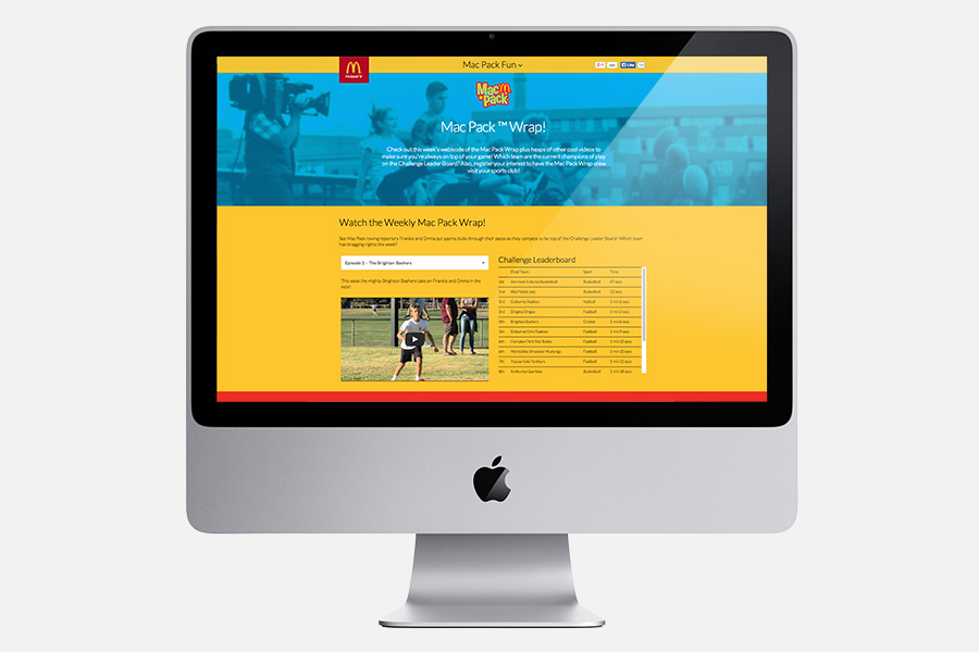 Desktop Mac Pack Wrap Page