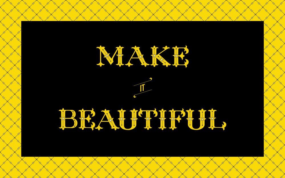 Méliès Font - Make It Beautiful