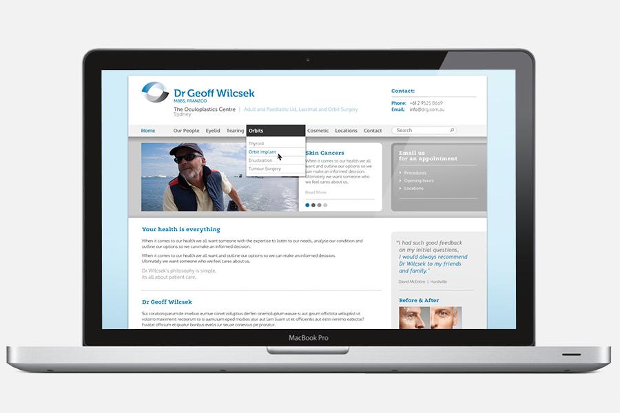 Oculoplastics Centre - Homepage