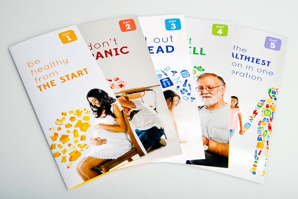 Public Health Week Brochures