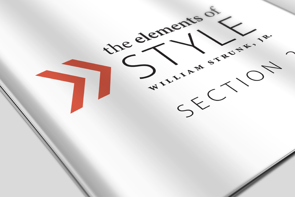 The Elements of Style: Section 2
