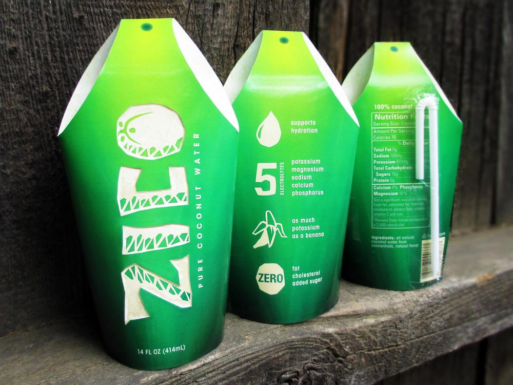 Zico Bottles Side Details