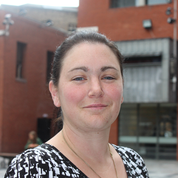 Ciara - Patient Services Team 'Mum of one and Enjoys everything Equine'