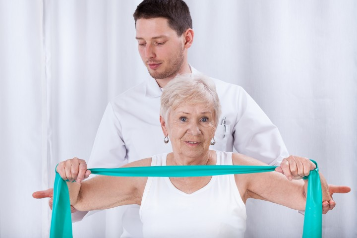 How to increase muscle tone in elderly