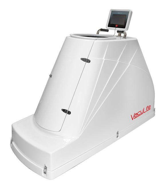 Vacuum Treadmill