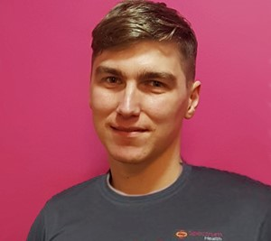 Michal Gorczynski,Chartered Physiotherapist - Michal is physiotherapist with current membership of the Irish Society of Chartered Physiotherapist..