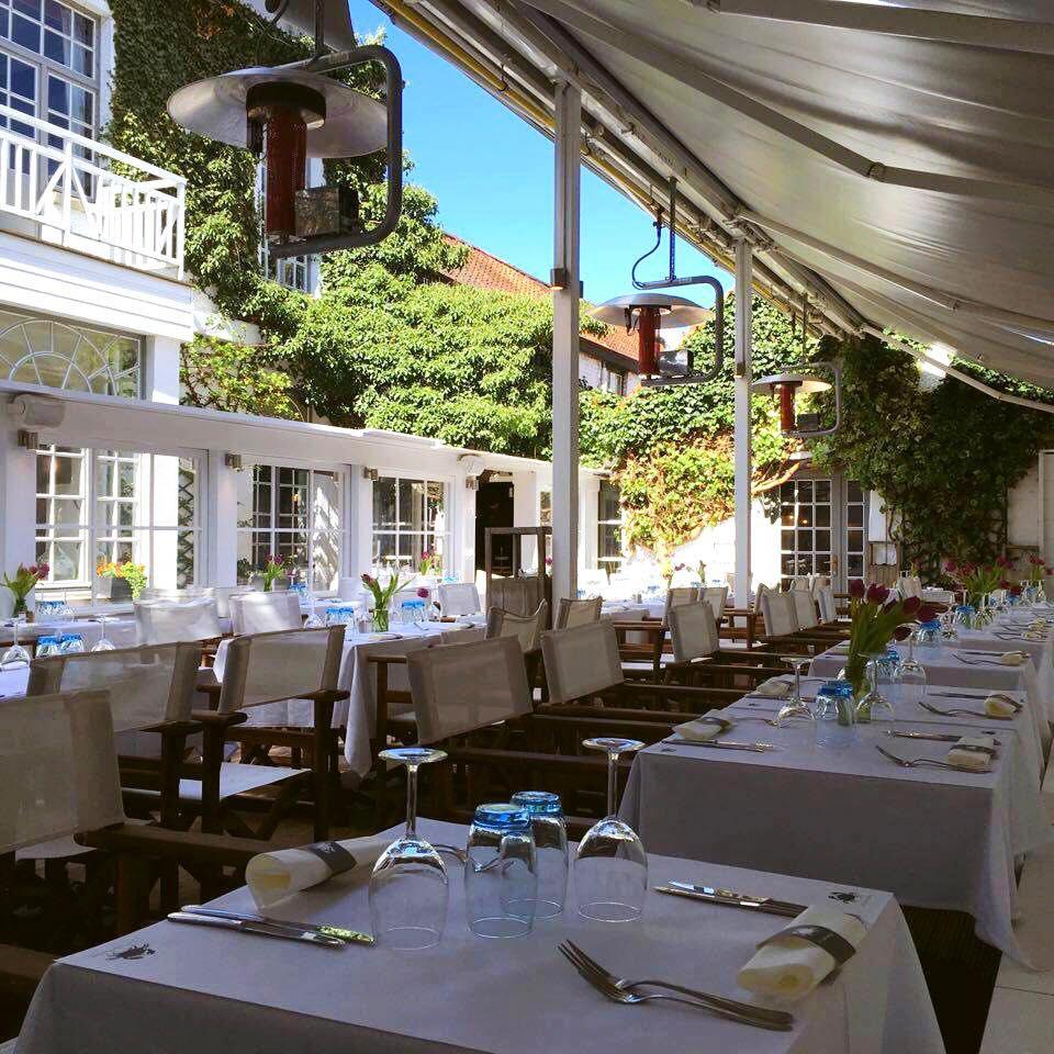 Guide des terrasses bruxelles bw top 20 photos for Restaurant avec jardin 92