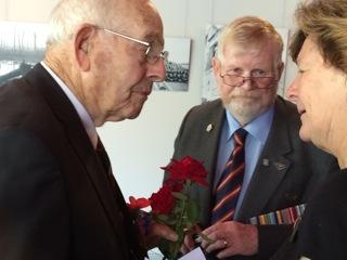 Harold Ramsey and Colin Hamley - 2/2nd Pioneer Battalion