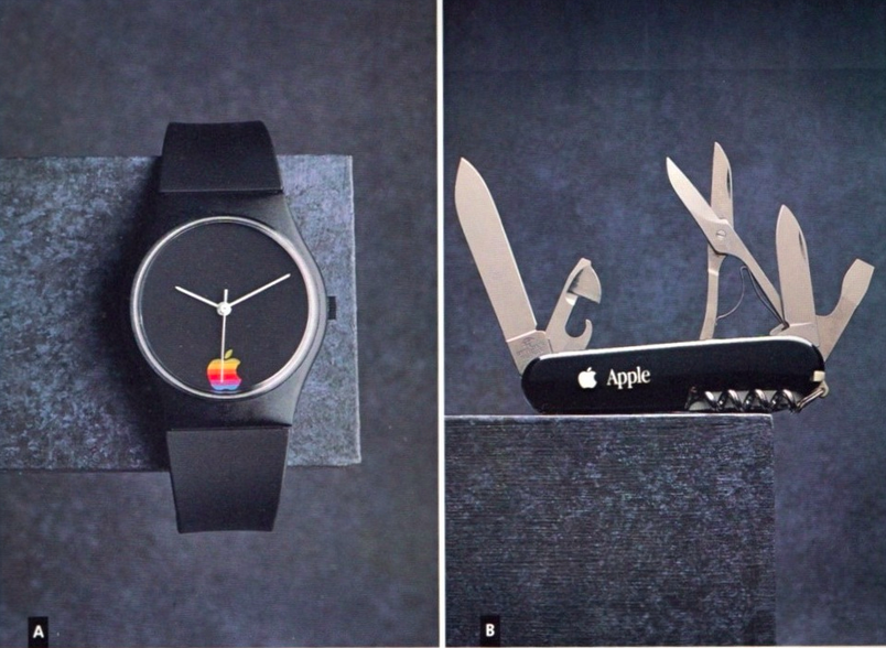 The 'original' Apple iWatch, 1986