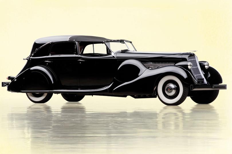 1935 Duesenberg Model SJ Town Car by Bohman & Schwartz  / $3,400,000 - $4,500,000