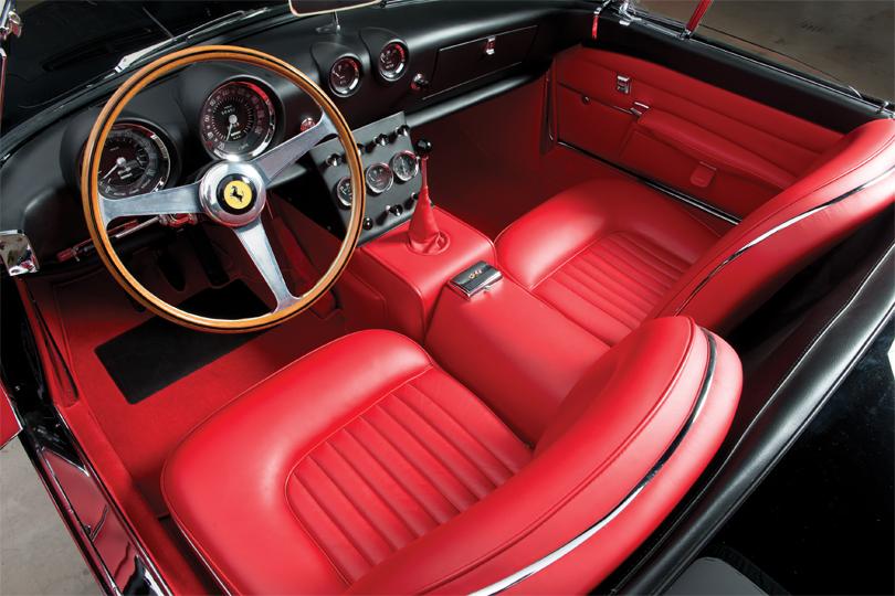 Ferrari400Superamerica  (interior)