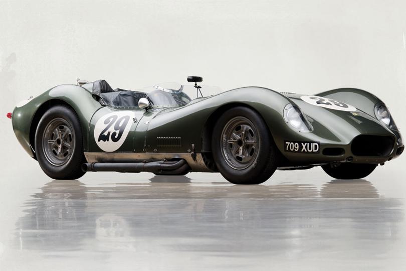 1959ListerChevrolet  / $500,000 - $600,000