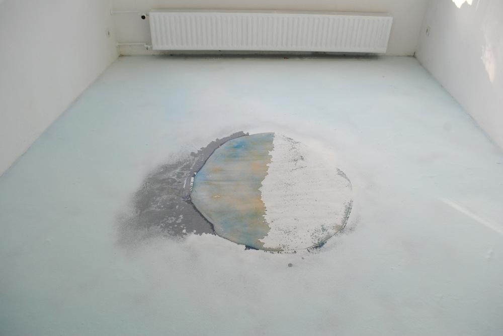 soap-powder, 400x300cm, Kunstpodium T Tilburg, November 2013