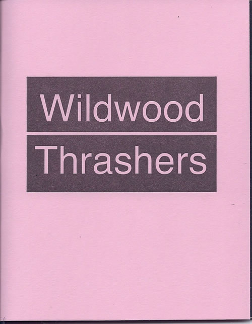 Book cover: Wildhood Thrashers