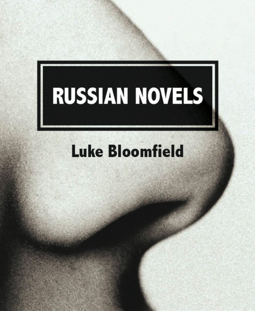 Book cover: Russian Novels