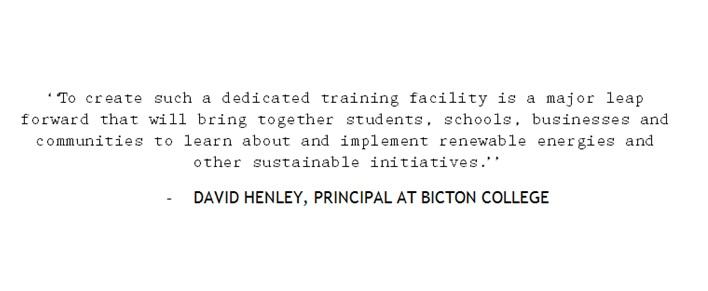 David Henley Bicton College testimonial.jpg