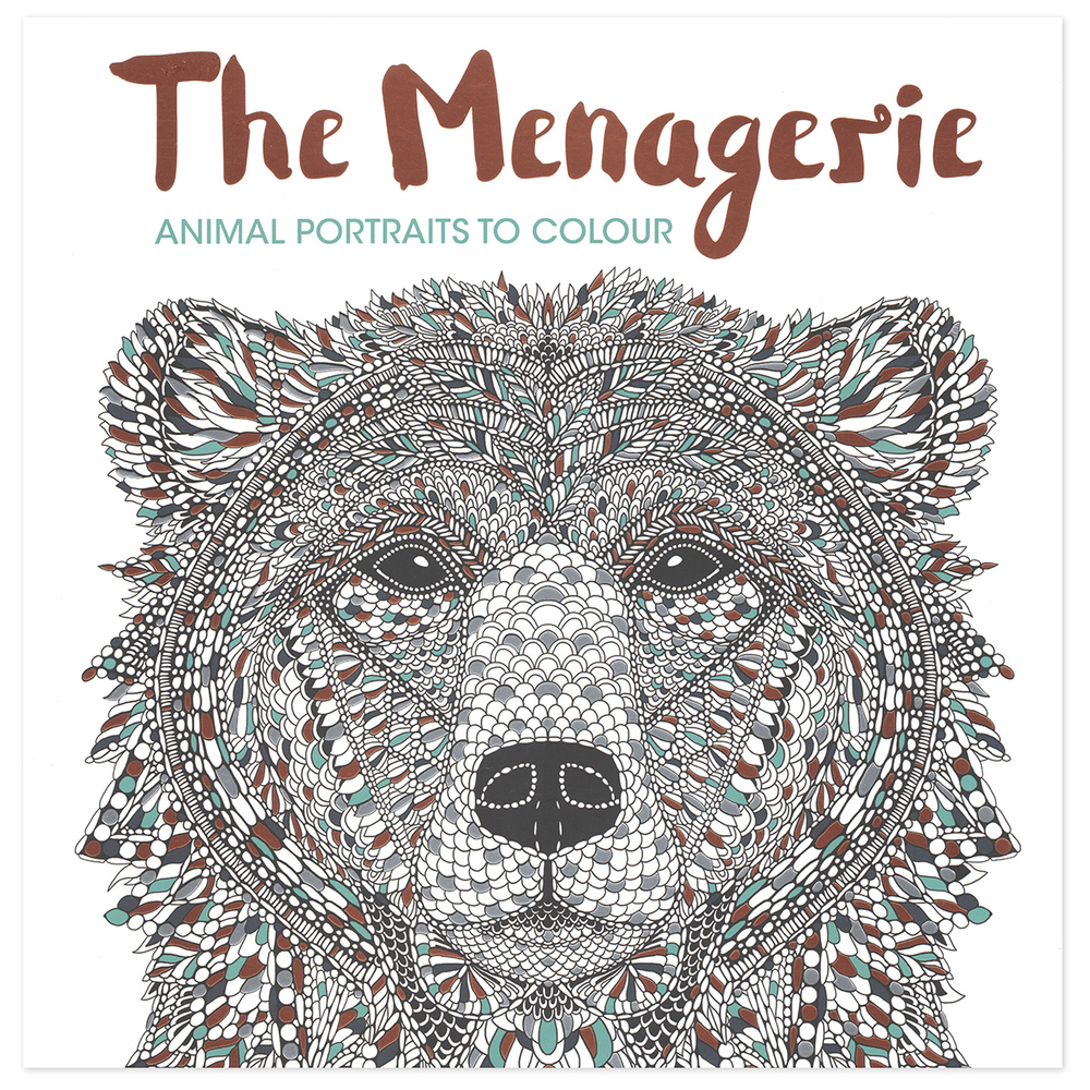 Cover illustration for 'The Menagerie'