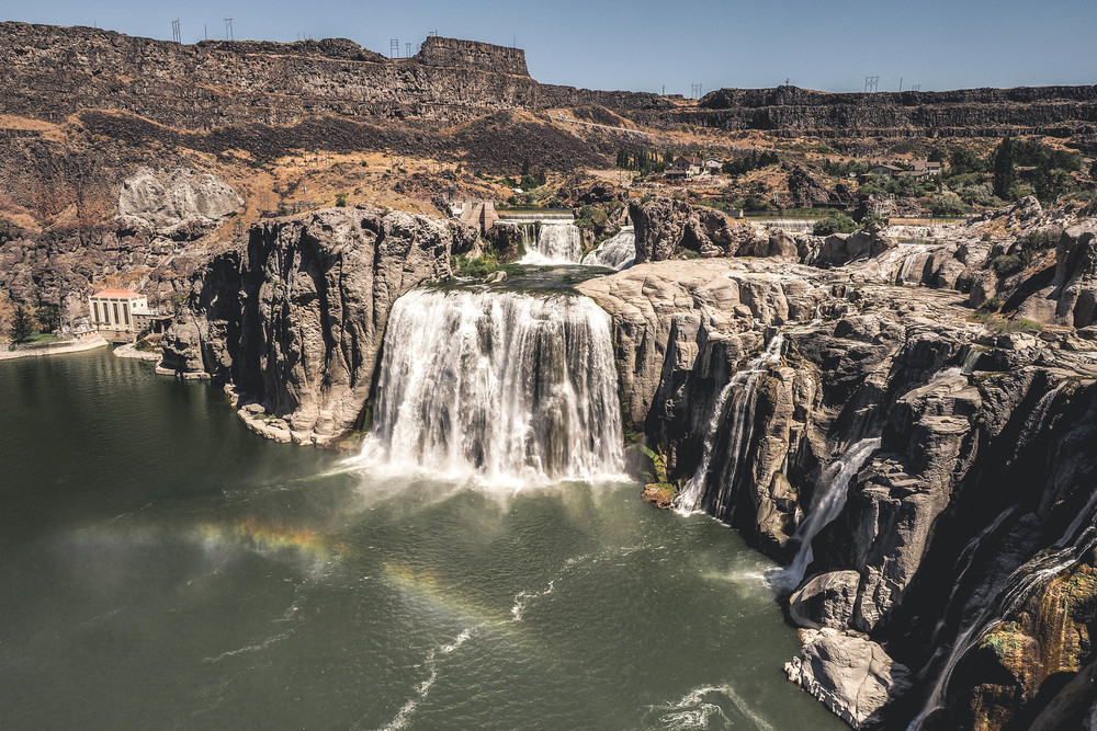 Shoshone Falls, Magic Valley, Idaho, 2016