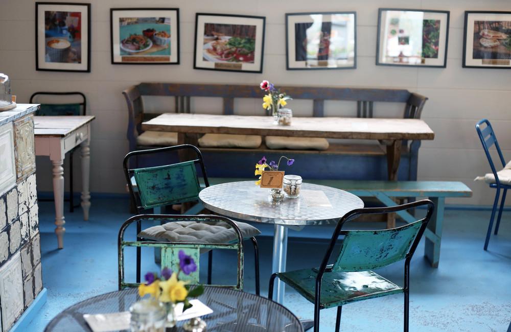 The Squash Court Café