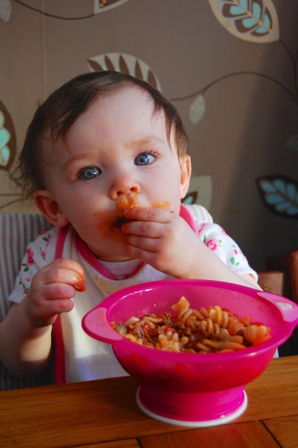 I love spaghetti bolognese!