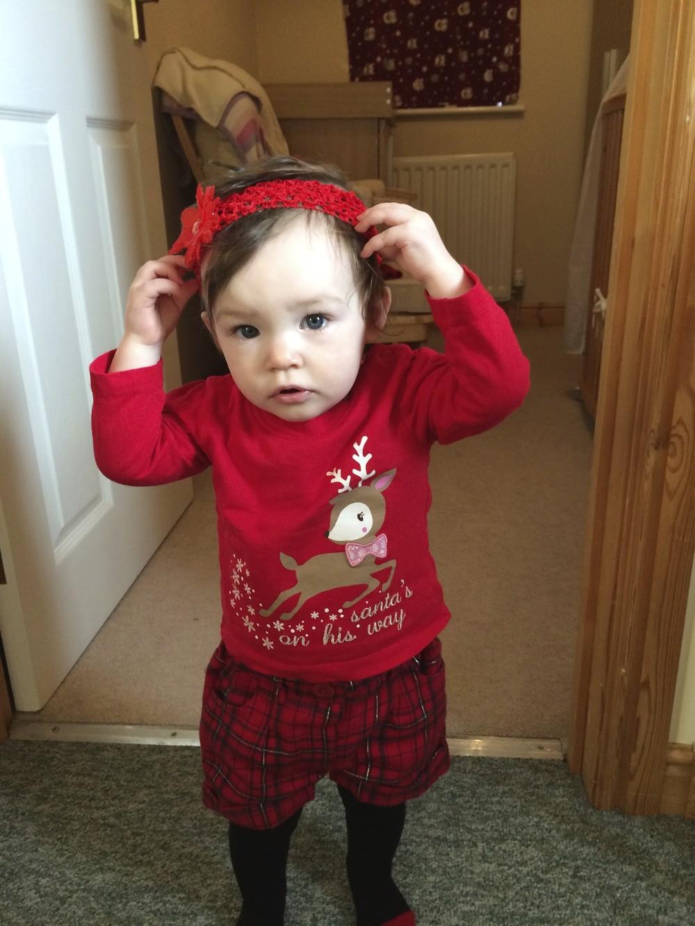 On Christmas Day!