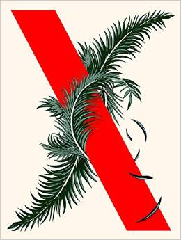 The beautiful omnibus edition of   Area X: The Southern Reach Trilogy .