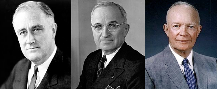 Franklin Roosevelt, Harry Truman, and Dwight Eisenhower were all sworn into office at ages when—after correcting for increased life expectancy—they were about as old as Bernie Sanders is now.