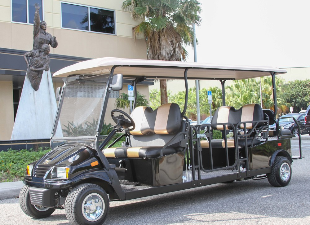 UCF Wheelchair Cart