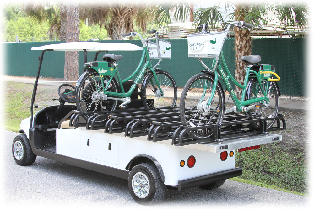 USF Bike Carrier