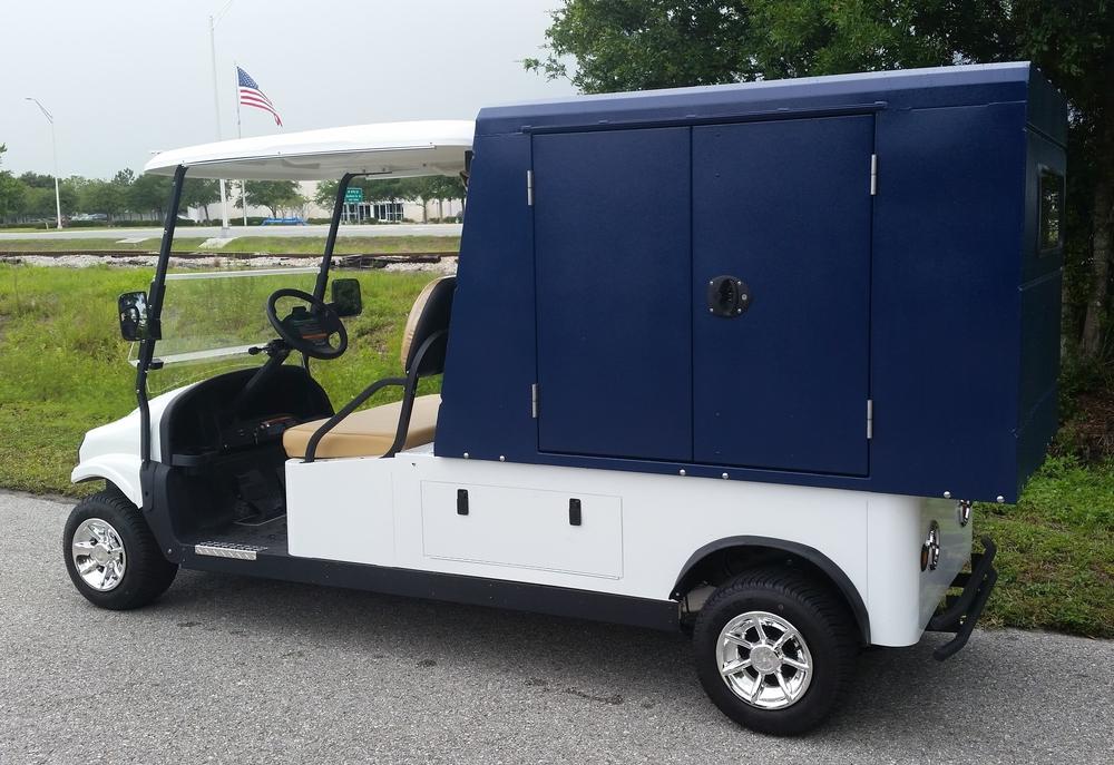 Golf Utility Cart