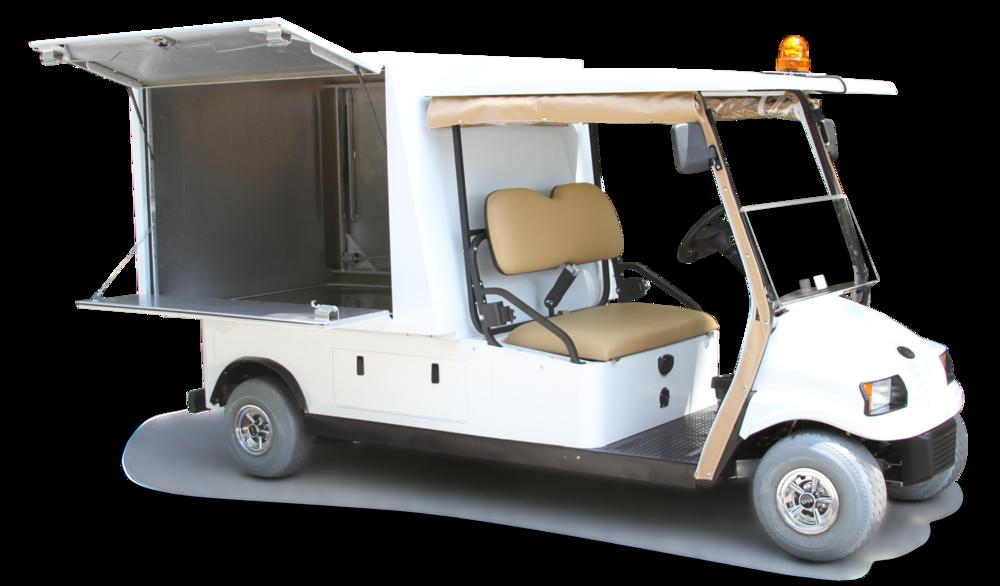 Custom Utility Cart