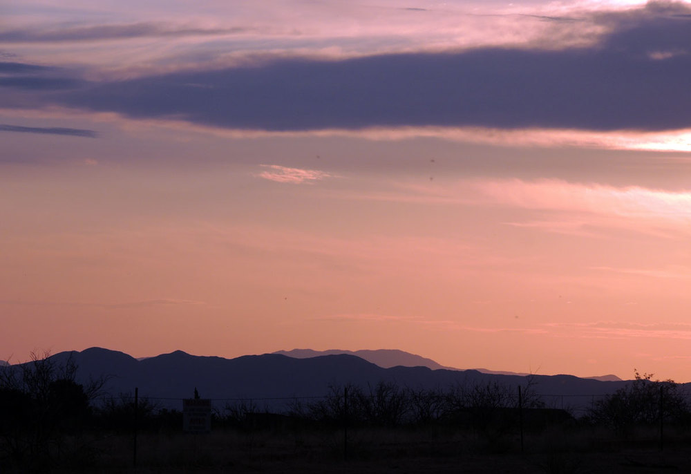 sunrise southern arizona