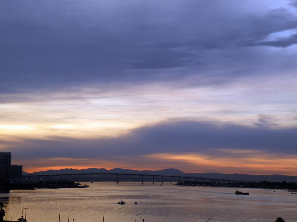 sunrise california