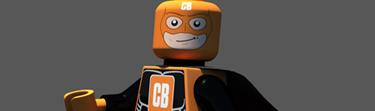Modelling a Lego Superhero- Creative Bloq