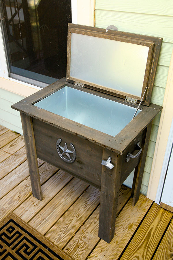 Back Porch Cooler