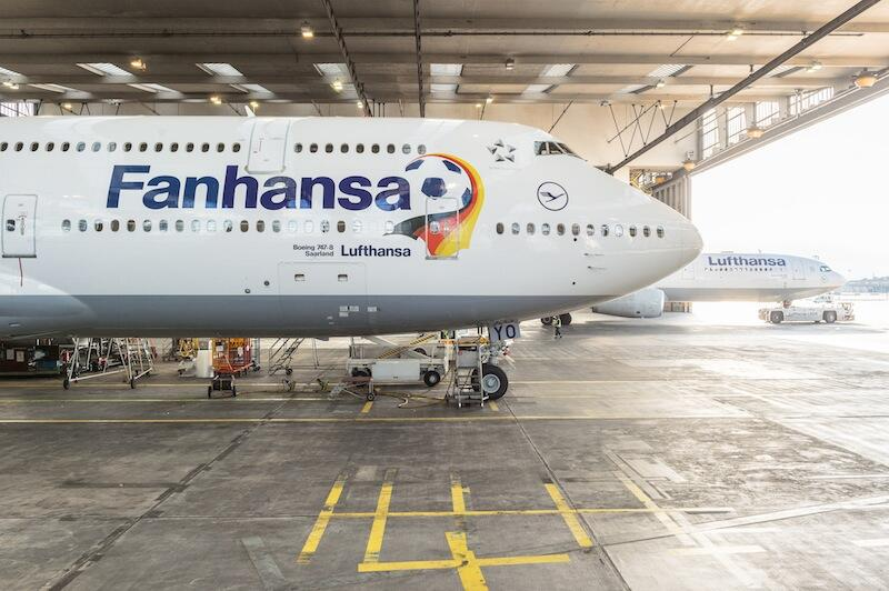 Fanhansa 747-8