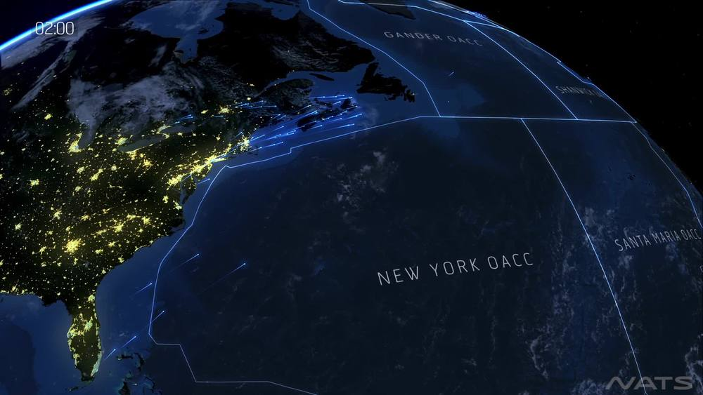 NATS North Atlantic Skies and the New York Oceanic Control Center (image credit: 422 South)