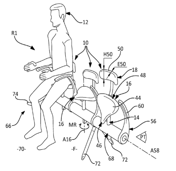 So many arrows to describe so little. (image credit: patent application)