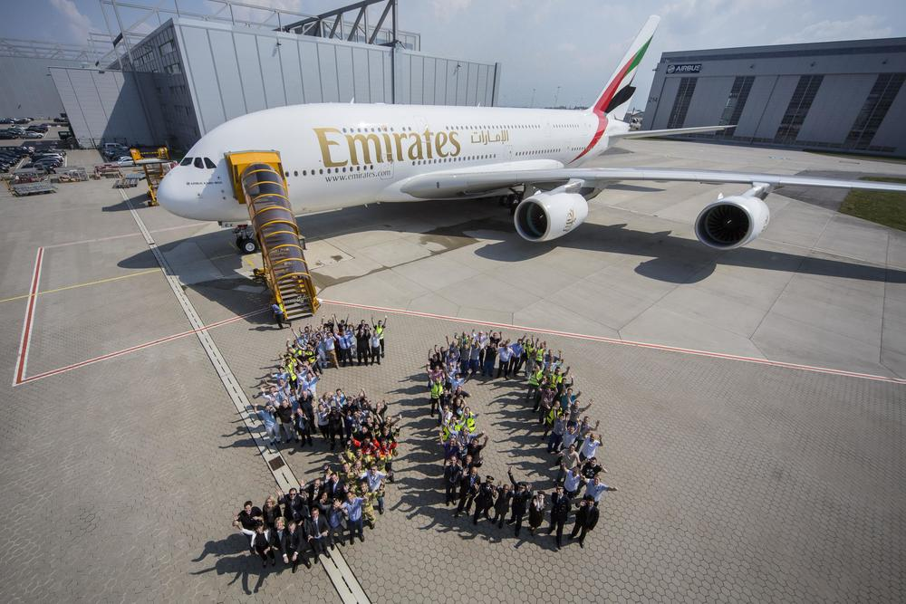 You can feel proud. (image credit: Emirates Group)