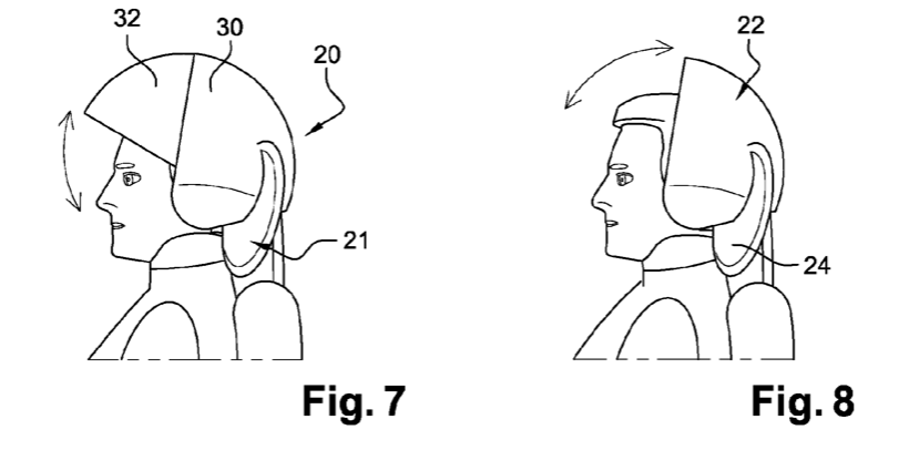 You're now an astronaut. (image credit:  patent application )