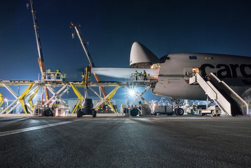 Solar Impulse is being reborn by the 747. (image credit: SolarImpulse.com)
