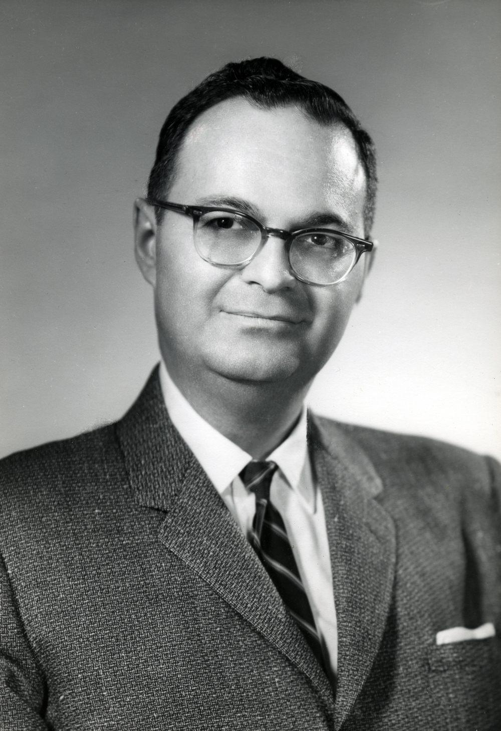 Roger E. Joseph, c. 1965