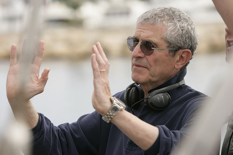 Claude Lelouch in 2006.