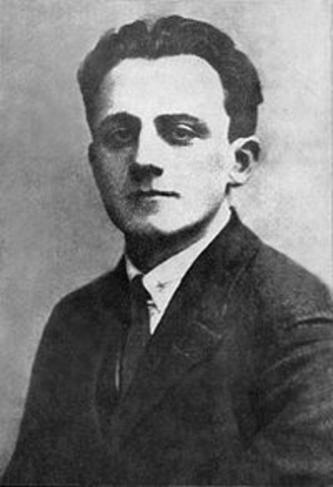 Emanuel Ringelblum.